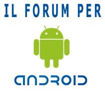 scarica e installa nel tuo cell l'app per android